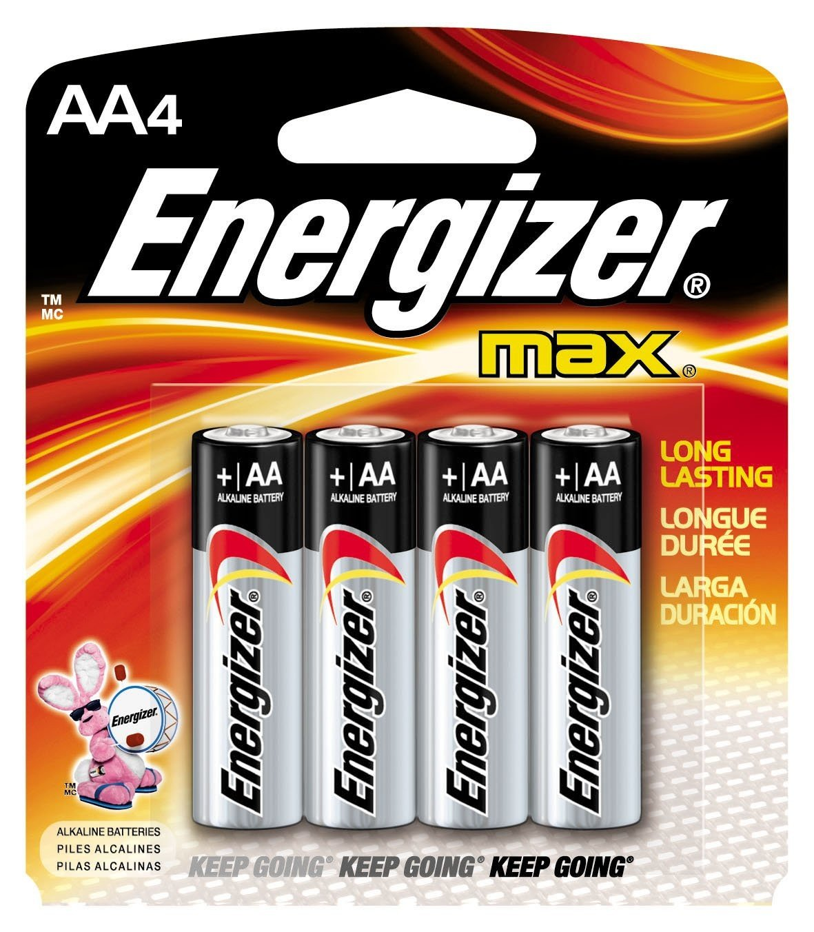 Energizer + Power Seal LR6 BL20