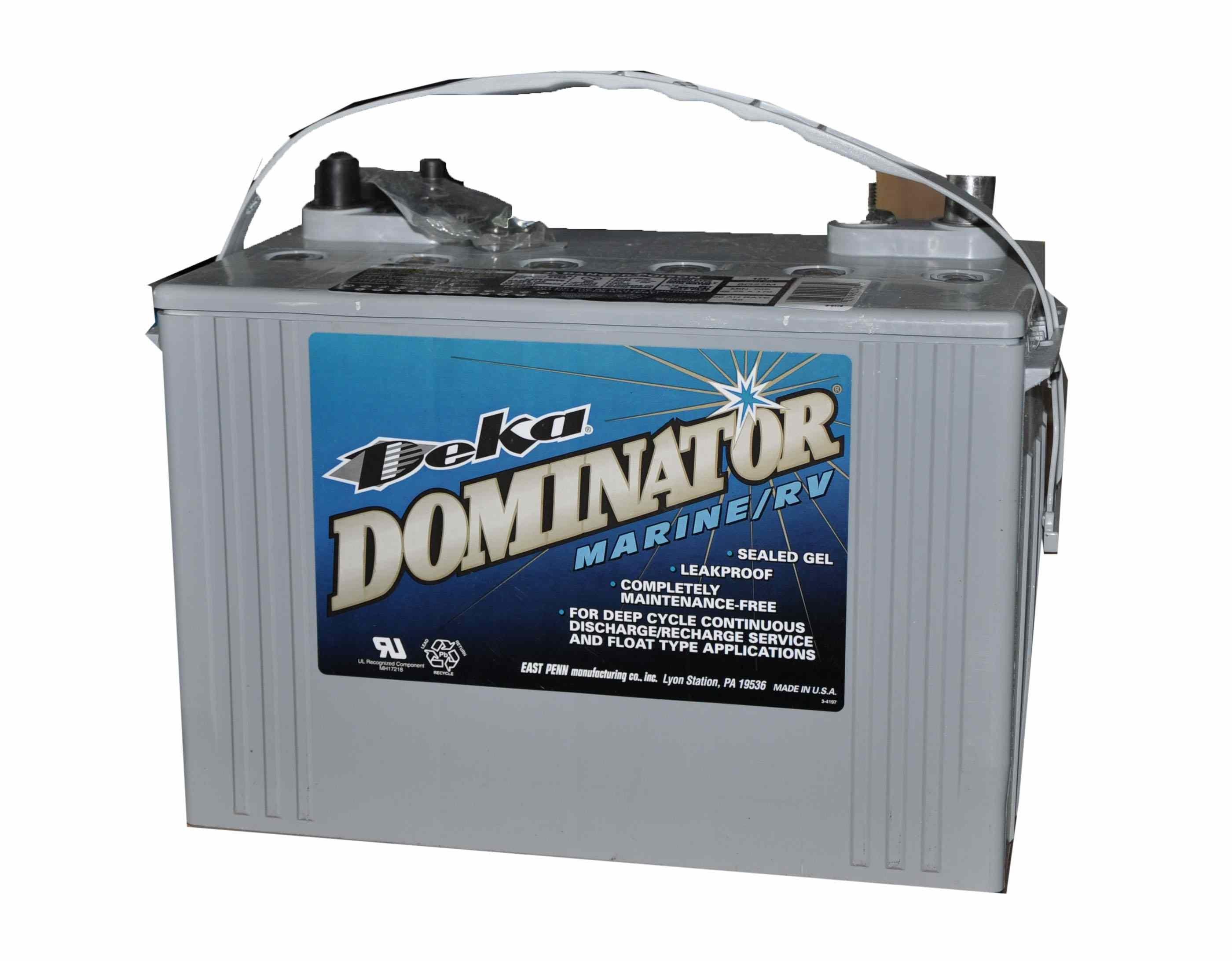 лодочные аккумуляторы deka