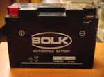 Мото аккумулятор BOLK Super 12/8 (509902-YT9B-BS)