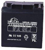 Аккумуляторы Leoch DJW 12-24H