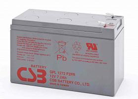 Аккумулятор CSB GPL 1272 для ИБП