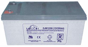 ИБП Аккумулятор Leoch DJM 12200