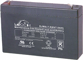 Аккумулятор для ИБП Leoch DJW 6-7