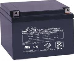 Аккумулятор для ИБП Leoch DJW 12-26