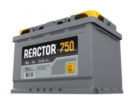 Автомобильный аккумулятор Аком Reactor 75.0 12В 75Ач