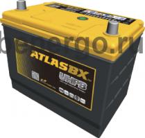 Автомобильный аккумулятор ATLAS UHPB UMF75B24L 12В 55Ач