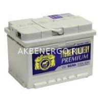 Автомобильный аккумулятор Тюмень PREMIUM 60.0 12В 60Ач