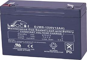Аккумуляторы Leoch DJW 6-12