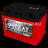 Автомобильный аккумулятор Аком Русбат 60.0 12В 60Ач