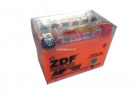 Аккумулятор мото ZDF 1204 GEL (YTX4L-BS)