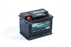 Автомобильный аккумулятор GigaWatt G62L 12В 60Ач