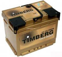 Автомобильный аккумулятор TIMBERG GP 77.0 (DIN LB3) 12В 77Ач