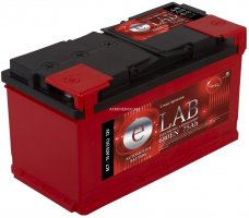 Аккумулятор ELAB 75.0 278x175x190