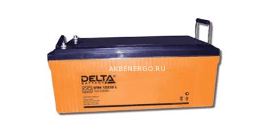 Аккумулятор Delta DTM 12230L