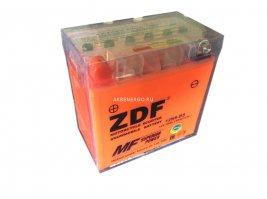 Аккумулятор мото ZDF 1210 GEL (12N9-BS)