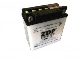 Аккумулятор мото ZDF 1205 (12N5-3B)