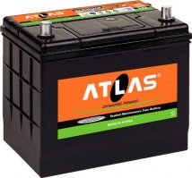 Аккумулятор ATLAS DYNAMIC POWER CALCIUM+MF90D26L