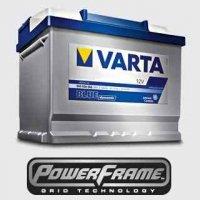 Автомобильный аккумулятор Varta Blue Dynamic D43 12В 60Ач