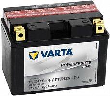 Аккумулятор мото Varta TTZ12S-BS
