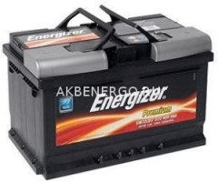Автомобильный аккумулятор Energizer Premium EM72B3 12В 72Ач