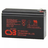 Аккумулятор CSB HR 1224 W для ИБП