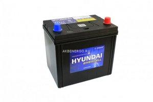 Автомобильный аккумулятор HYUNDAI CMF 75D23L 12В 65Ач