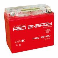 Мото Аккумулятор Red Energy RE 1212.1