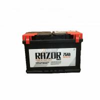 Автомобильный аккумулятор Razor 75.0 12В 75Ач