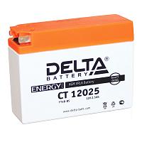 Мото аккумулятор мото Delta CT12025 AGM (YTX4B-BS)