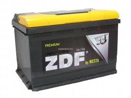 Автомобильный аккумулятор ZDF Premium 70.0 12В 70Ач