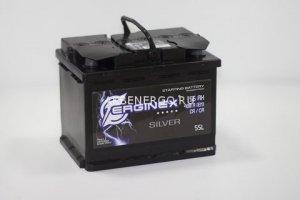 Автомобильный аккумулятор Erginex 55.0 12В 55Ач
