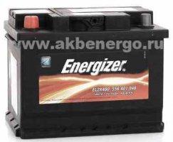 Автомобильный аккумулятор Energizer 56.1 12В 56Ач