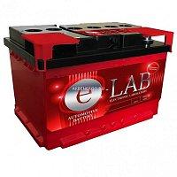 Автомобильный аккумулятор ELAB EFB 75.0 12В 75Ач