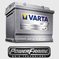Автомобильный аккумулятор Varta Silver Dynamic E38 12В 74Ач