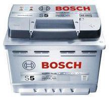 Автомобильный аккумулятор Bosch S5 007 Silver Plus 12В 74Ач