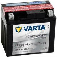 Аккумулятор мото Varta TTZ7S-BS