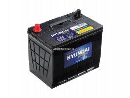 Автомобильный аккумулятор HYUNDAI CMF90D26L 12В 80Ач