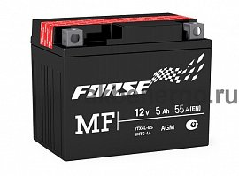 Аккумулятор Мото Forse (YTX5L-BS, 6MTC-5A)