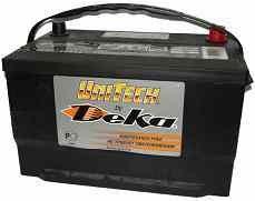 Автомобильный аккумулятор Deka 735MF 12В 70Ач
