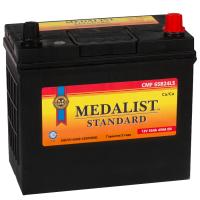 Автомобильный аккумулятор Medalist Standart 65B24LS 12В 55Ач