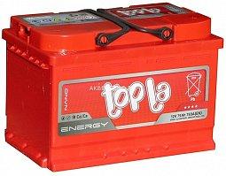 Автомобильный аккумулятор Topla Energy 75 12В 75Ач