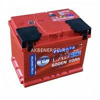 Автомобильный аккумулятор ELAB EFB 60.1 12В 60Ач