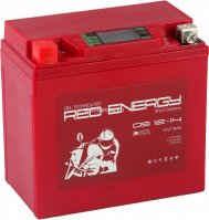 Мото Аккумулятор Red Energy RE 1214