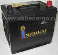 Автомобильный аккумулятор Medalist 80D23L 12В 70Ач