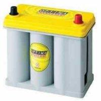 Автомобильный аккумулятор Optima YellowTop 2,7L, 8073-176 YT 12В 38Ач