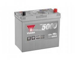 Автомобильный аккумулятор Yuasa SHP YBX5053 12В 50Ач