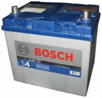 Автомобильный аккумулятор Bosch S4 024 Silver 12В 60Ач